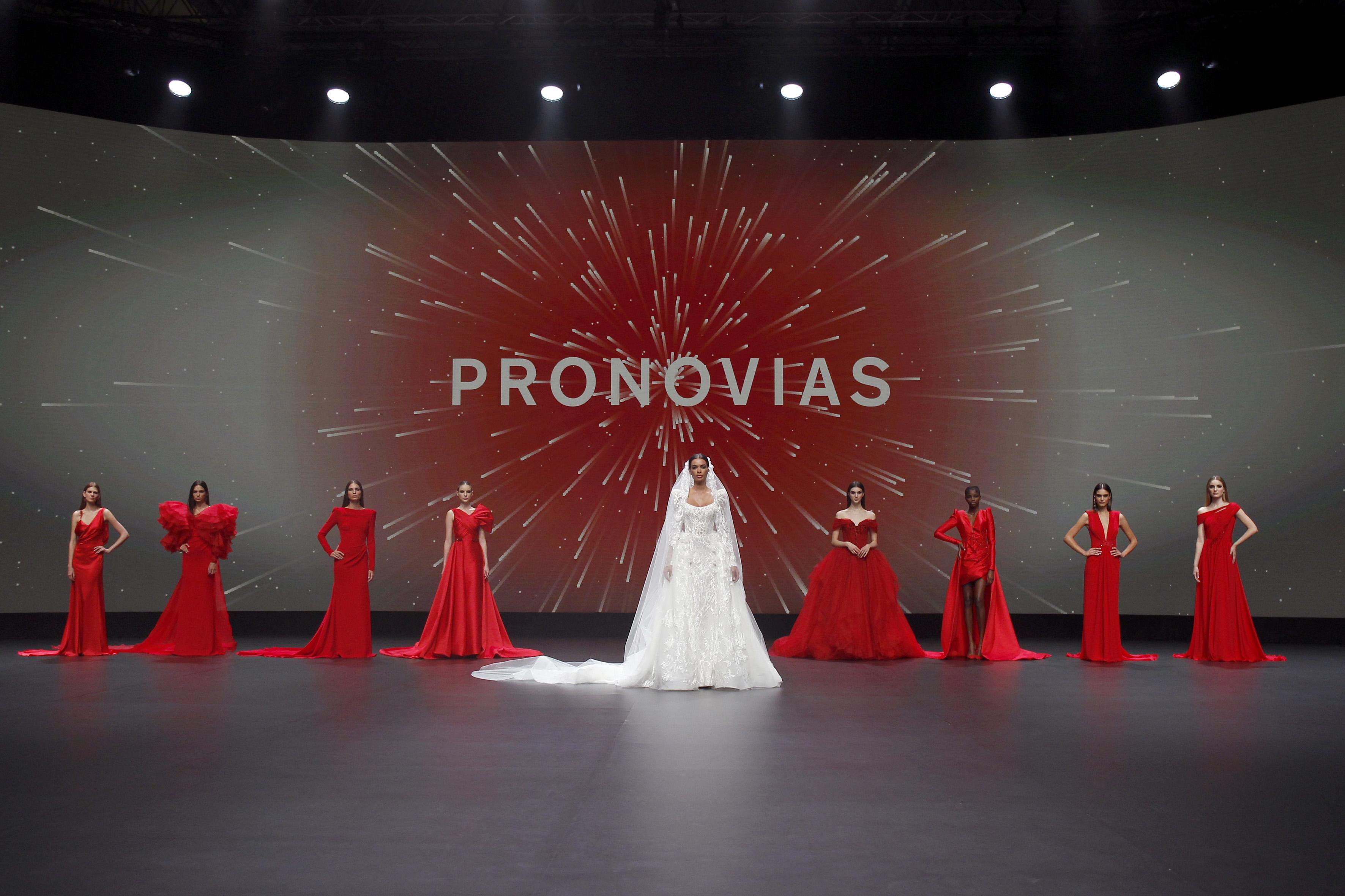 Desfile de Pronovias en VBBFW Digital Experience 2020