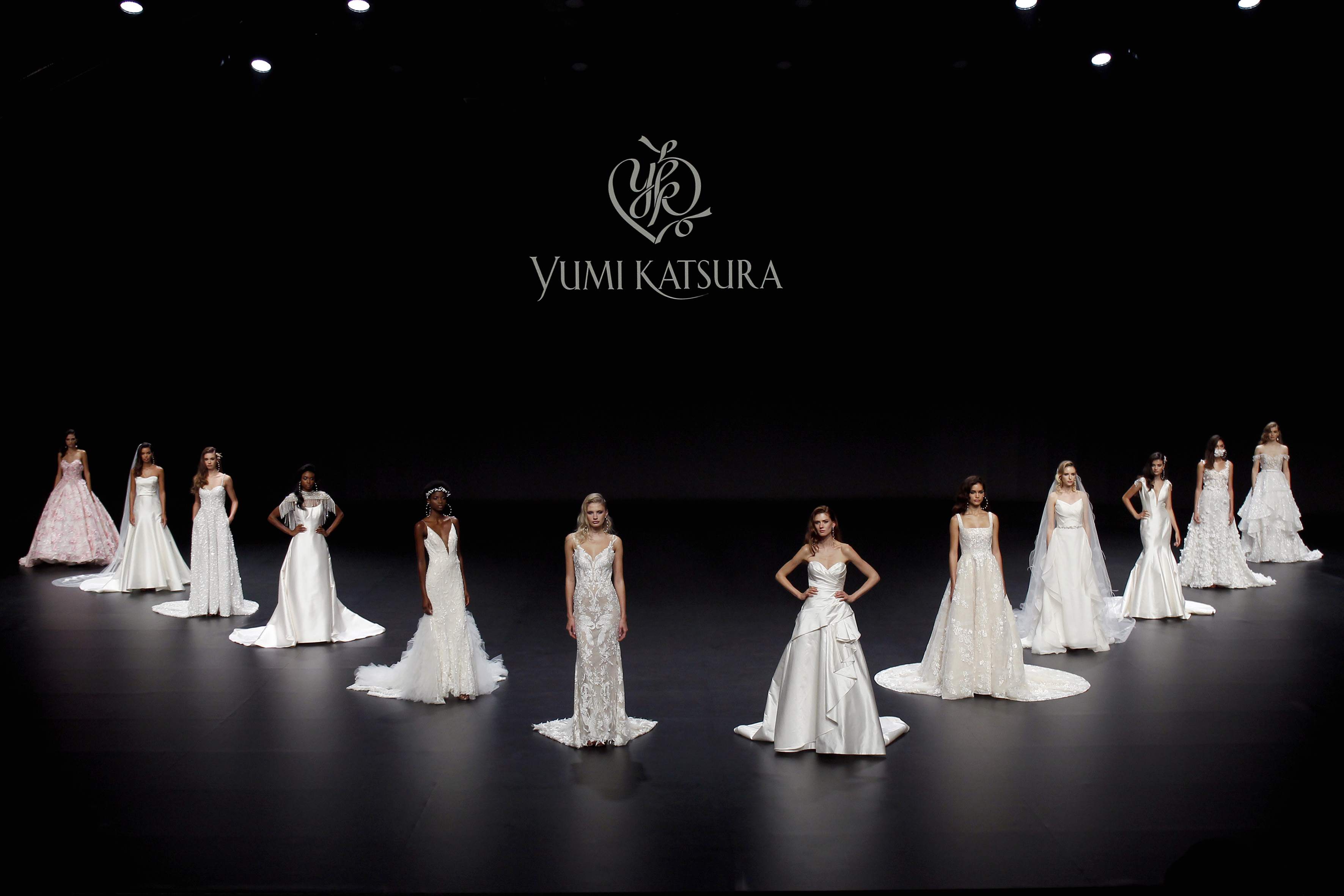 Desfile de Yumi katsura en VBBFW Digital Experience 2020