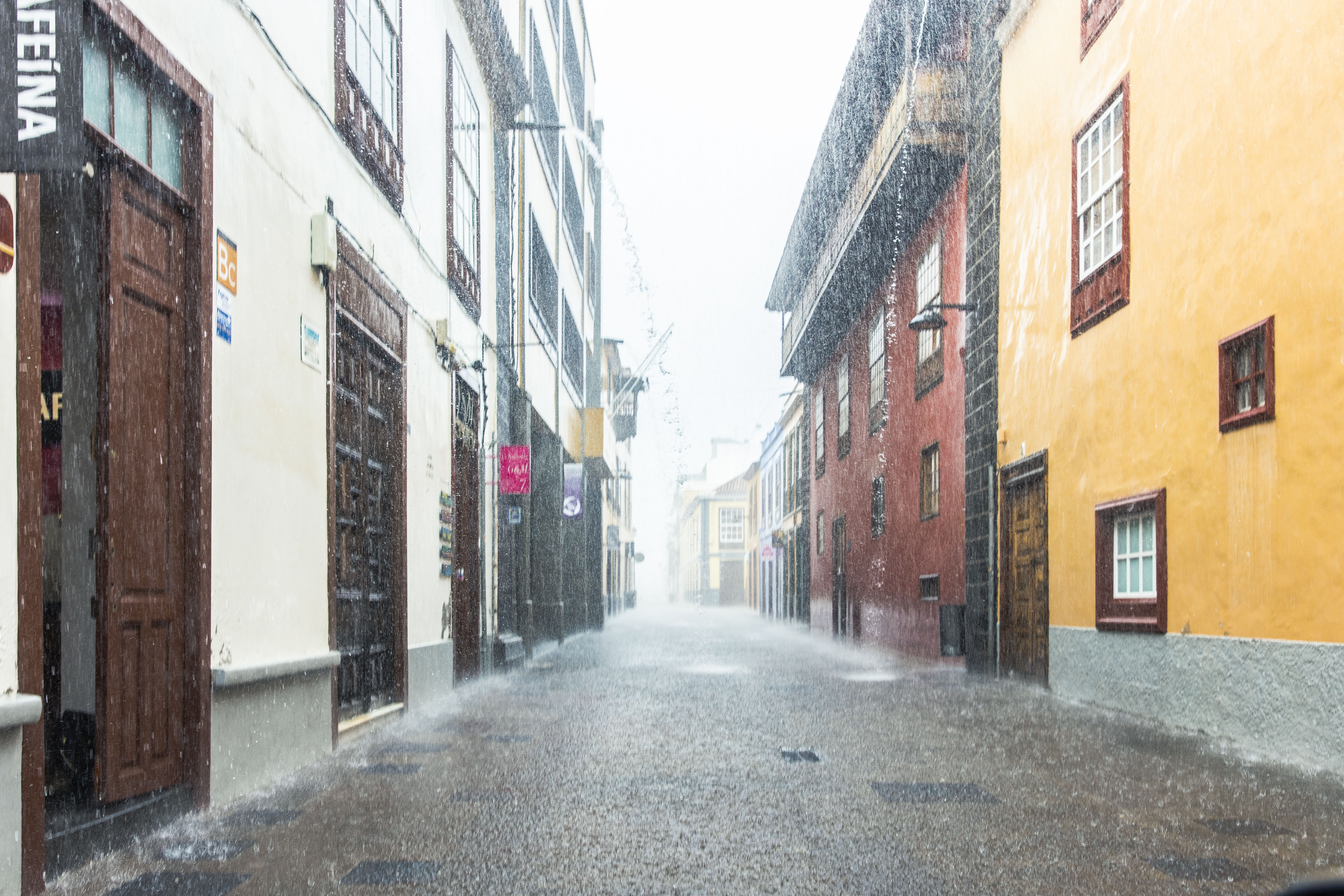 Lluvia tropical