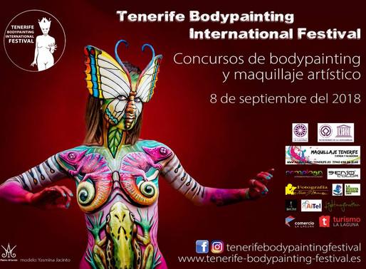 3° Tenerife Bodypainting International Festival - Concursos
