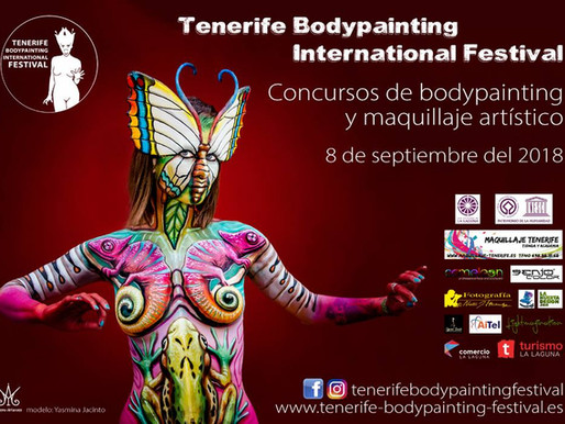 3° Tenerife Bodypainting International Festival - Concursos