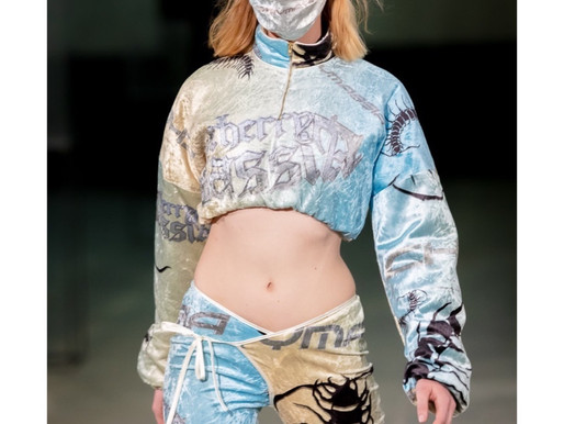 Las mascarillas contra el coronavirus en la moda