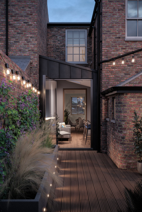 house extension cgi