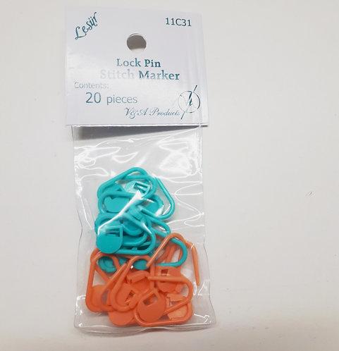 Stitch Marker/Locks