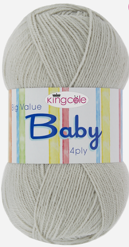 King Cole Big Value Baby 4 Ply