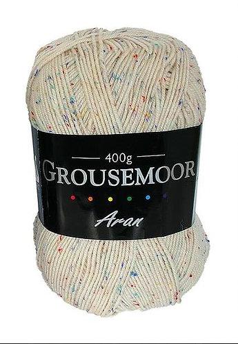 Grousemoor 25% Wool Aran Yarn