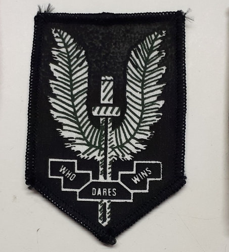 Military Style Sew on Motifs