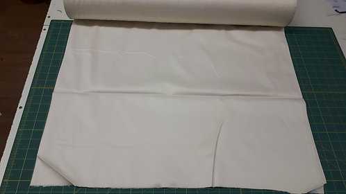 Cream Polycotton Curtain Lining 200 gsm 1.37m Wide