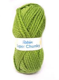 Robin Super Chunky Yarn