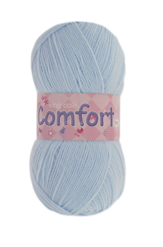 100g Comfort 3-Ply by King Cole