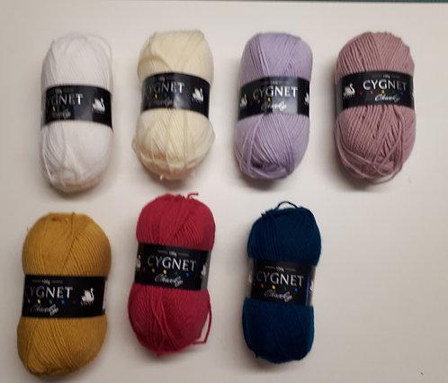 Cygnet Chunky Yarn