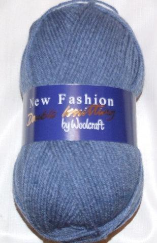 New Fashion DK by Woolcraft (Blues & Greens)