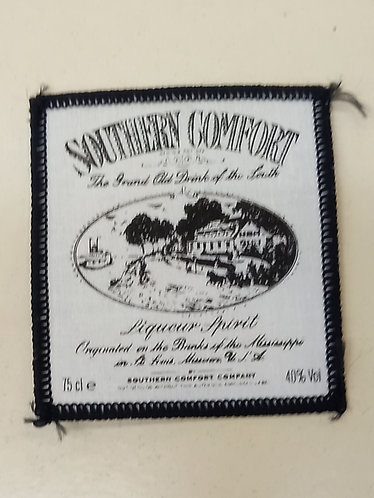 Southern Comfort Sew on Motif