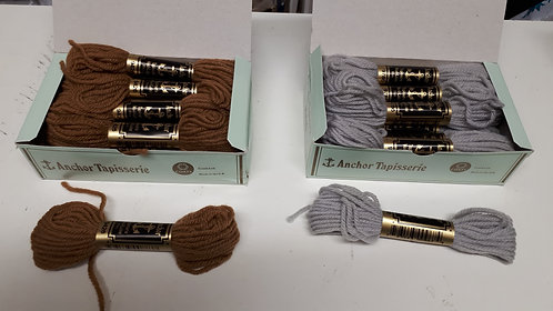 Tapestry Yarn Skeins by