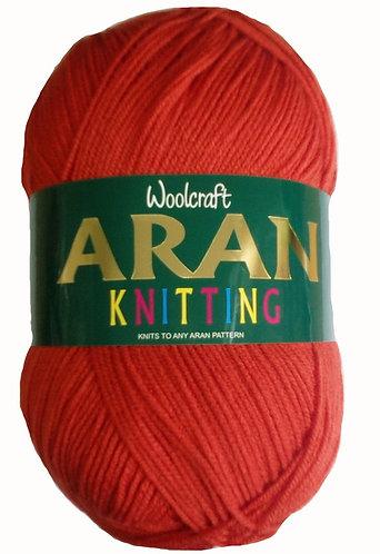 Discontinued Woolcraft 100% Acrylic Aran Shades