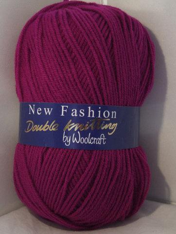 New Fashion DK by Woolcraft (Pinks & Purples)