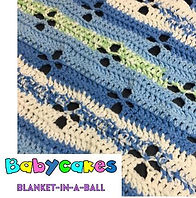 Free Blanket-in-a-Ball Knitting Pattern