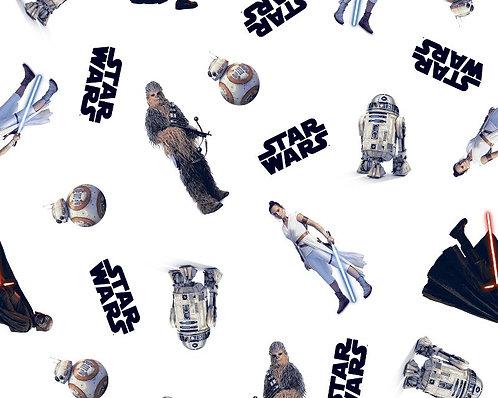 Star Wars Cotton Fabric