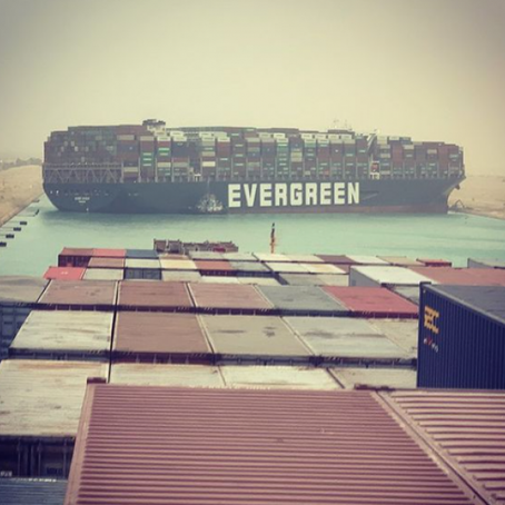 Suez Canal Blockage