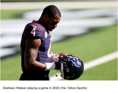 What is Happening With Deshaun Watson?