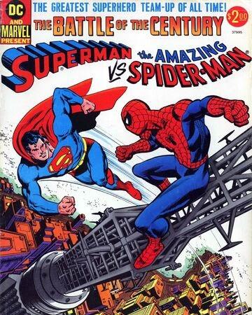 Marvel Mainstream, DC hidden?