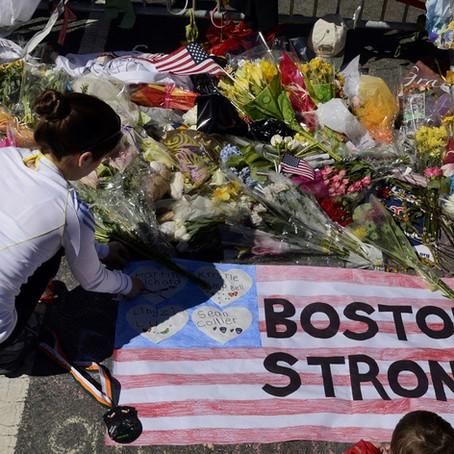 8 Year Anniversary of the Boston Marathon Bombing