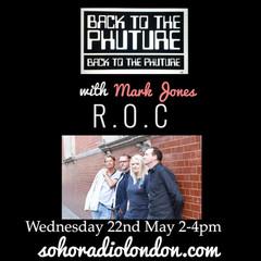 R.O.C at Soho Radio 22.5.19