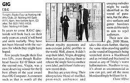 R.O.C Metro Radio 4 Club
