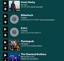 R.O.C 6music playlist March 2019