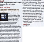 R.O.C/Virgin/Night Fold reissues Uncut December 2019