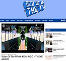 R.O.C God Is In The TV review Feb 2019