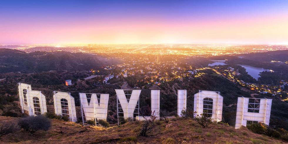ハリウッドへの道 - DAY2 (SNSシェア割引)