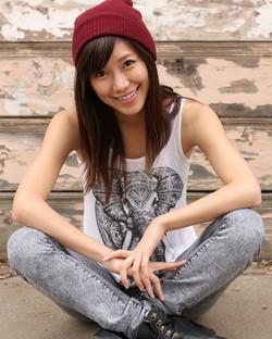 Narisa Suzuki Street Look