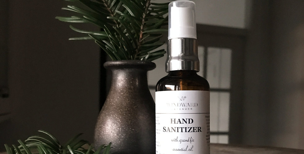 Grand Fir Hand Sanitizer 50ml