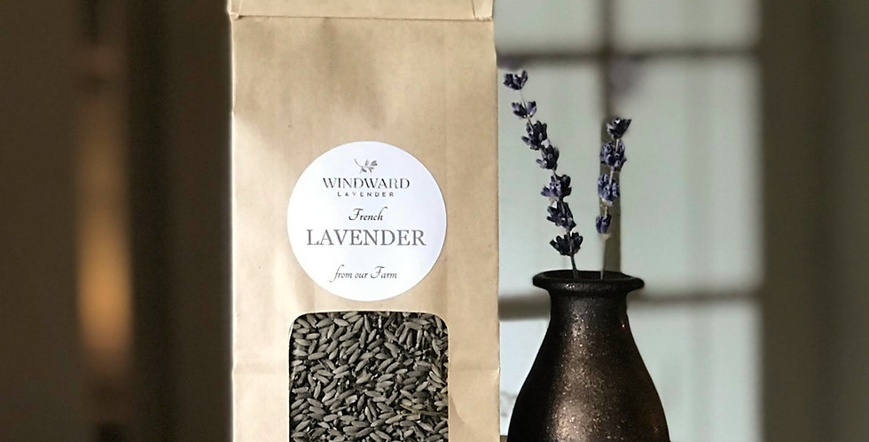 Dried Lavender Flowers 60g
