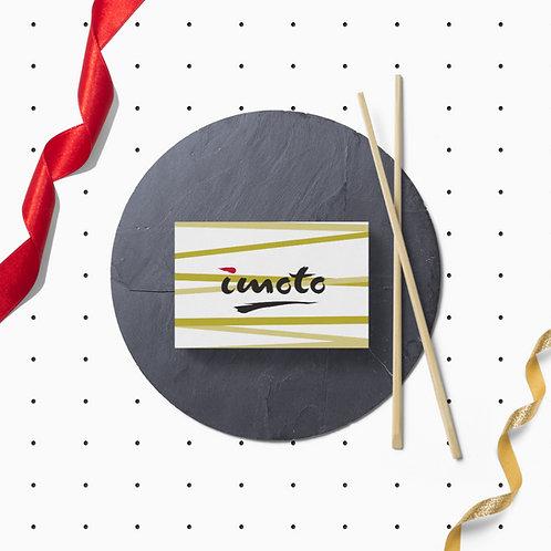 Imoto Gift Card