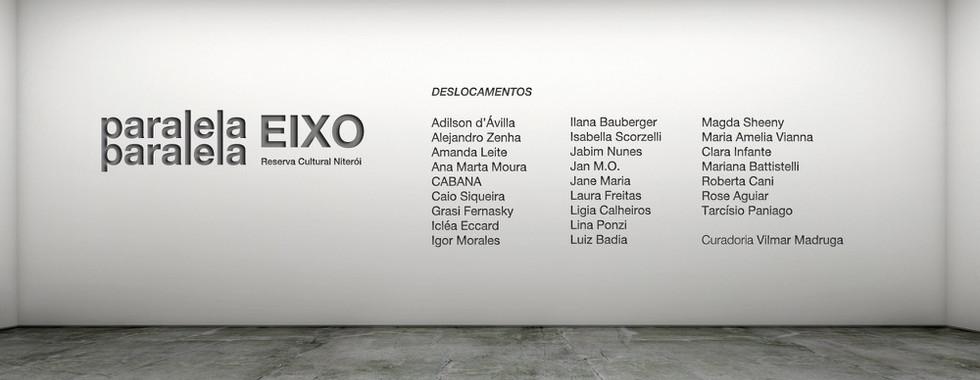 paralela EIXO 2018 - DESLOCAMENTOS