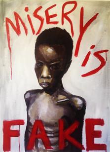 Miséria é Fake