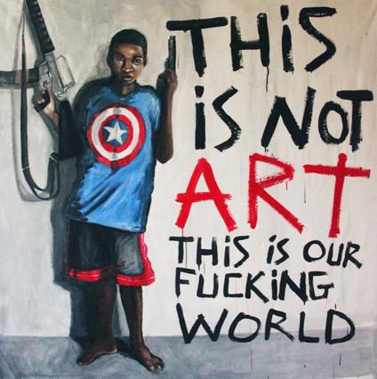Isto não é arte