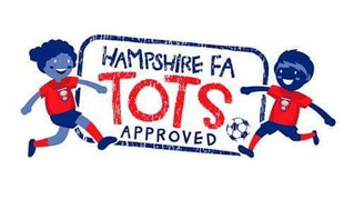 Lee Rangers awarded Tots Approved status by Hampshire FA
