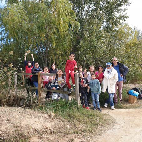 Salida Delta de Llobregat