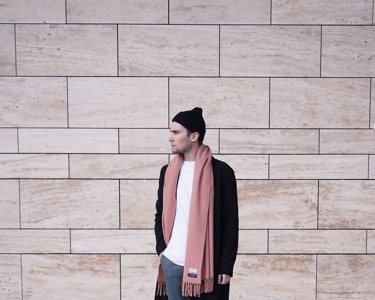 Scarves and Coats for Fall