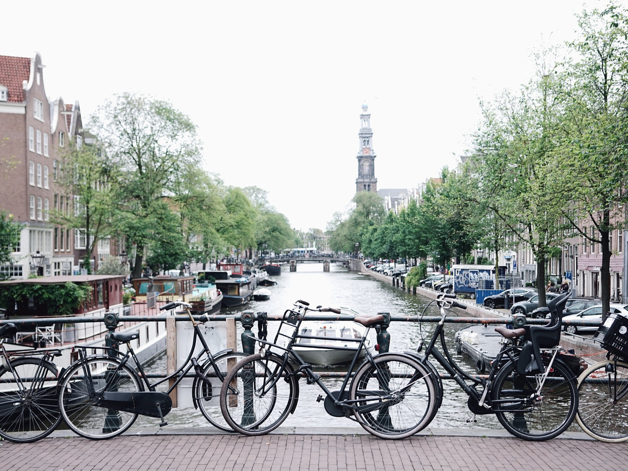 AMSTERDAM - PART ONE