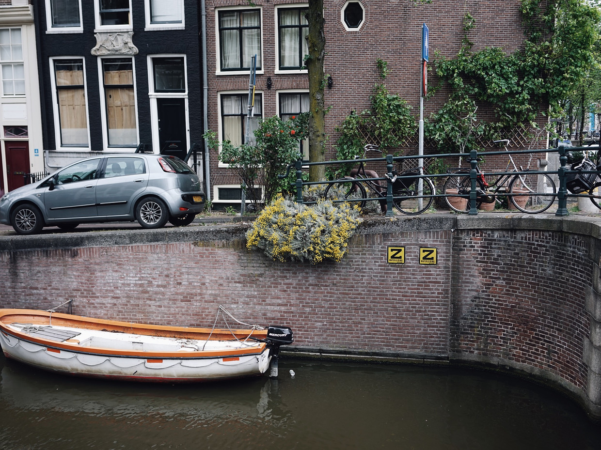 AMSTERDAM - PART TWO