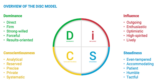 Overview of the DISC Model