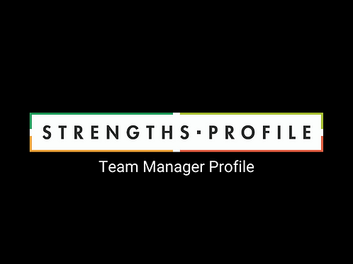 Team Manager Profile