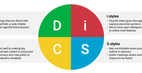 Understanding DiSC can help you have better meetings