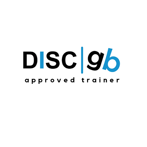 DISCGB Approved Trainer Programme Logo