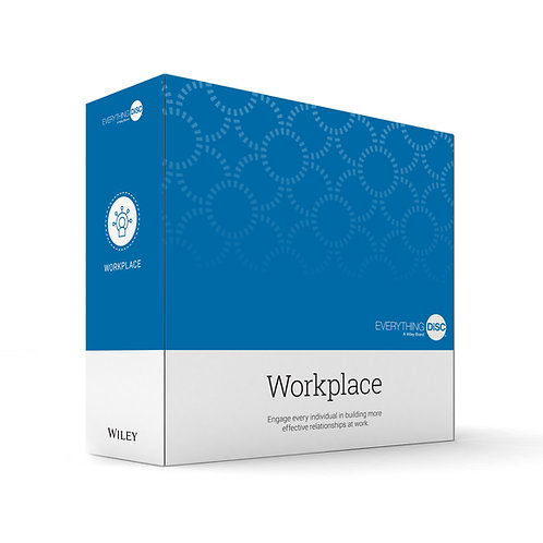 Everything DiSC Workplace Facilitation Kit Box