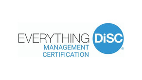 New! Everything DiSC Management Certification